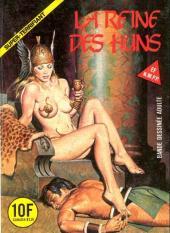 Super-Terrifiant (Elvifrance) -39- La reine des huns