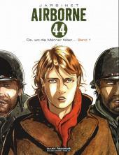 Airborne 44 (en allemand) -1- Da, wo die männer fallen…
