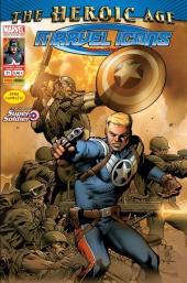 Marvel Icons Hors Série -21- Steve Rogers, le super soldat