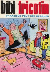Bibi Fricotin (2e Série - SPE) (Après-Guerre) -109- Bibi Fricotin et Razibus font des blagues
