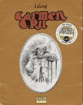 Carmen Cru -INT3- Intégrale tome 1 à 4