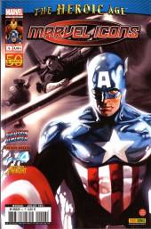 Marvel Icons (Marvel France 2e série) -6- La pépinière