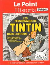Tintin - Divers -60- Les Personnages de Tintin dans l'Histoire