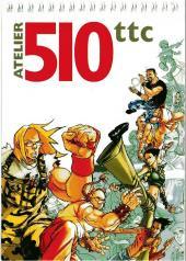 (Catalogues) Expositions - Atelier 510 ttc