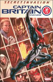 Captain Britain and MI13 (2008) -INT1- Secret invasion