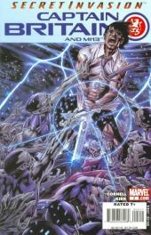 Captain Britain and MI13 (2008) -2-  The Guns of Avalon (Part Two)