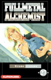 FullMetal Alchemist -27- Tome 27