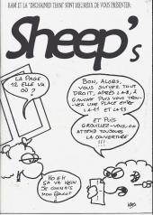 Couverture de Sheep's