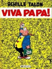 Achille Talon -20b90- Viva Papa!