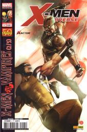 X-Men Universe (Marvel France 2e série) -5- La malédiction des Mutants (2/5)