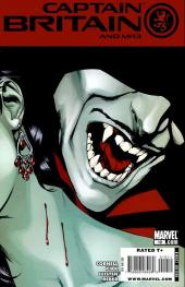 Captain Britain and MI13 (2008) -10- Vampire State (Prologue)
