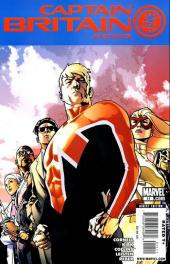 Captain Britain and MI13 (2008) -11- Vampire State (Part One)