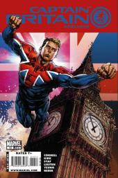 Captain Britain and MI13 (2008) -13- Vampire State (Part Three)