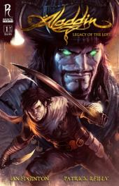 Aladdin: Legacy Of The Lost (2010) -1- Issue #1