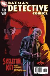 Detective Comics (1937) -879- Skeleton keys