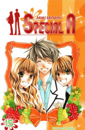 Special A -15- Tome 15