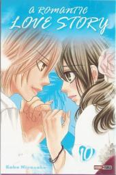 A romantic love story -10- Tome 10