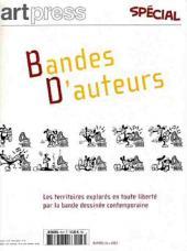 (DOC) Études et essais divers - Bandes D'auteurs - Les territoires explorés en toute liberté par la bande dessinée contemporaine
