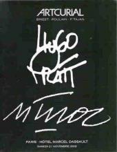 (Catalogues) Ventes aux enchères - Artcurial - Artcurial - Hugo Pratt Muñoz - samedi 21 novembre 2009 - Paris hôtel Dassault