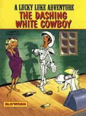 Lucky Luke (en anglais) -43- The dashing white cowboy
