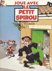 Le petit Spirou -J2- Joue avec le petit Spirou - 2