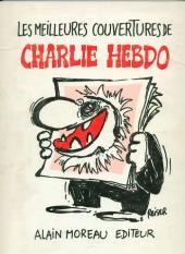 Les meilleures couvertures de Charlie Hebdo