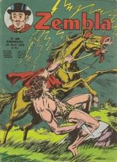 Zembla -249- Le cri du corbeau
