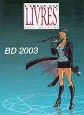 (DOC) Biographies, entretiens, études... -17- Spécial bd 2003