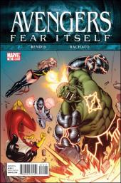 Avengers (The) (2010) -15- Fear itself