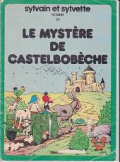 Sylvain et Sylvette -20- Le mystère de Castelbobèche