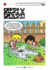 Mejores historietas del cómics español (las) (Espagnol) -2- Zipi y Zape