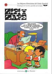 Mejores historietas del cómics español (las) (Espagnol) -8- Zipi y Zape