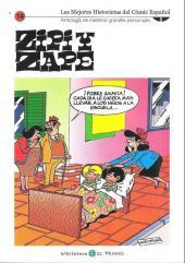Mejores historietas del cómics español (las) (Espagnol) -14- Zipi y Zape