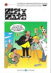 Mejores historietas del cómics español (las) (Espagnol) -20- Zipi y Zape