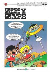 Mejores historietas del cómics español (las) (Espagnol) -26- Zipi y Zape