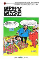 Mejores historietas del cómics español (las) (Espagnol) -30- Zipi y Zape