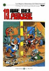 Mejores historietas del cómics español (las) (Espagnol) -5- 13, rue del percebe