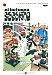 Mejores historietas del cómics español (Las) -12- El botones sacarino