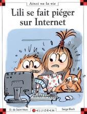 Ainsi va la vie (Bloch) -75- Lili se fait piéger sur Internet