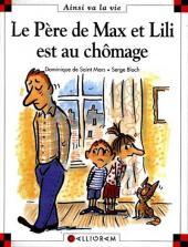 Ainsi va la vie (Bloch) -43- Le père de Max et Lili est au chômage