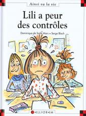 Ainsi va la vie (Bloch) -52- Lili a peur des contrôles