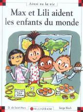 Ainsi va la vie (Bloch) -74- Max et Lili aident les enfants du monde