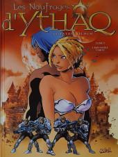 Les naufragés d'Ythaq -9- L'Impossible Vérité