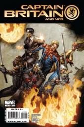 Captain Britain and MI13 (2008) -15- Vampire state (Part Five)