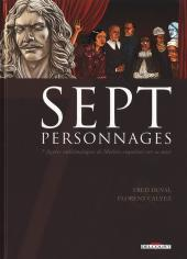 Sept -9- Sept personnages
