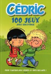 Cédric -J2- 100 jeux et solutions