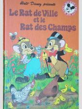 Mickey club du livre -200- Le rat de Ville et le Rat des Champs