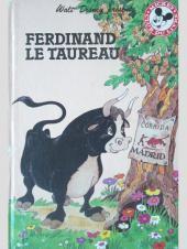 Mickey club du livre -105- Ferdinand le Taureau