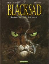 Blacksad -1a- Quelque part entre les ombres