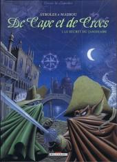 De Cape et de Crocs -1a09- Le Secret du janissaire